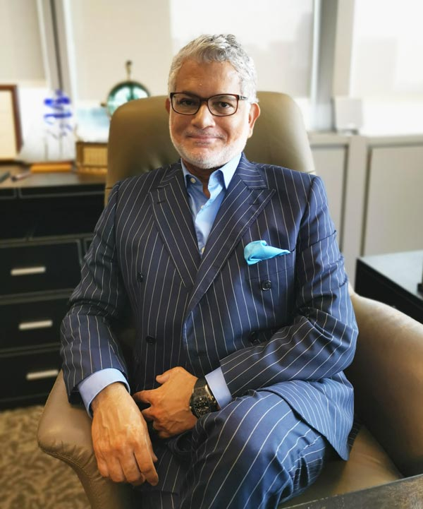 Asifur R Chowdhury - Seatrek Trans, Founder & Managing Director