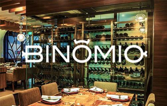 Binomio, tapas and fine dining restaurant in Singapore